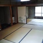 1階和室(居間)